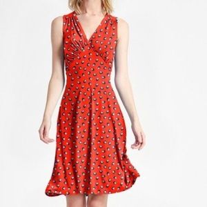 Leota casual work Dress polkadots